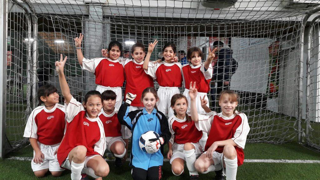 Team Mädchenfußball